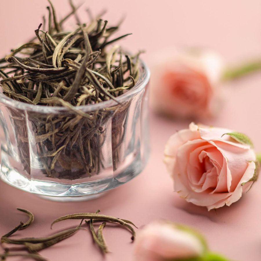 Chá Branco tipo silver needles | orgânico | Du Jardim