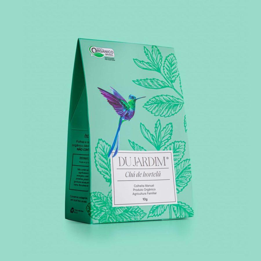 Chá de Hortelã - Orgânico