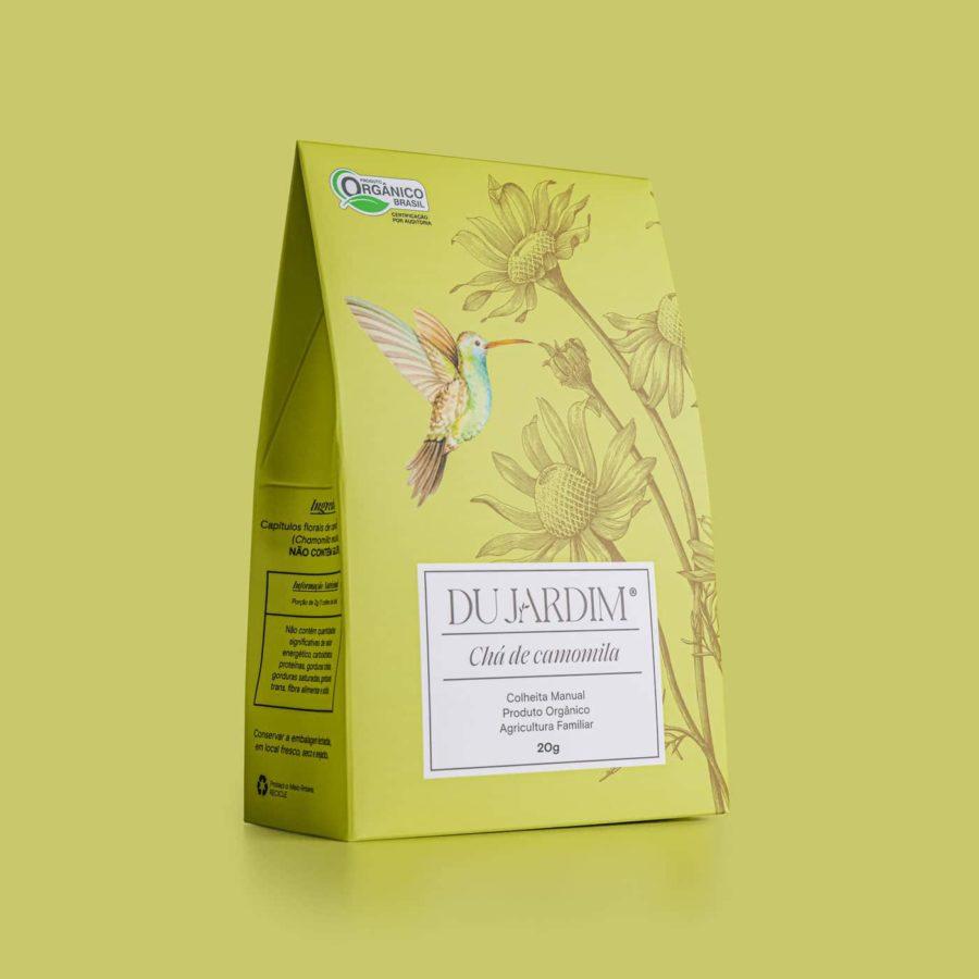 Chá de Camomila - Orgânico