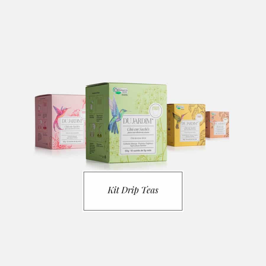 Kit Drip Teas