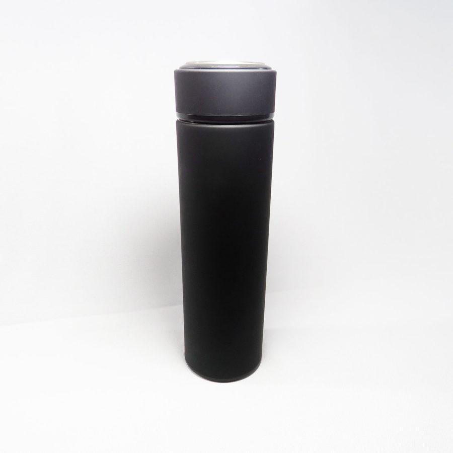 Garrafa térmica com infusor em inox 400mL